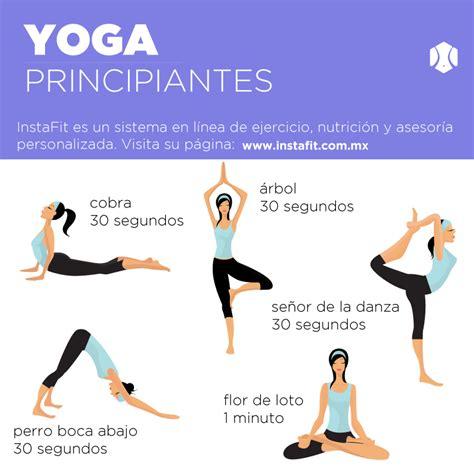 Rutina De Yoga Para Principiantes Actitudfem