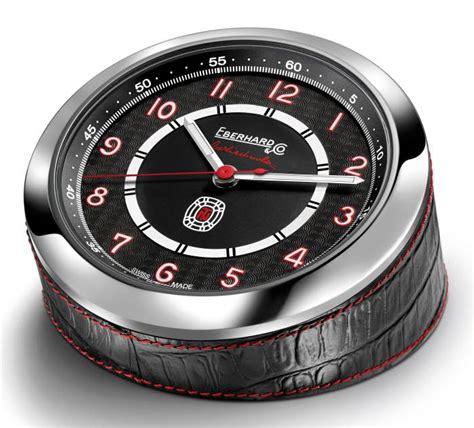 horloge de bureau eberhard co horloge de bureau tazio nuvolari