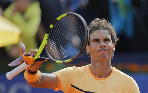 Rusty Nadal struggles in loss to Gasquet in exhibition ...