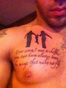 Family Tattoo Quotes For Men. QuotesGram