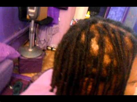 repairs  thinning dreads youtube