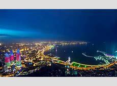 Biggest Cities In Azerbaijan WorldAtlascom