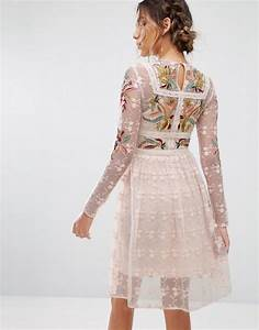 Robe Boheme Fille : robe boh me chic en dentelle les meilleures id es pour les femmes styl es obsigen ~ Melissatoandfro.com Idées de Décoration