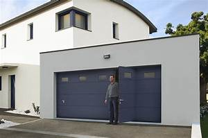 porte de garage sectionnelle novoferm With porte de garage 4m