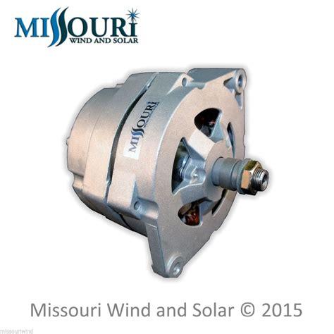 permanent magnet alternator  volt dc  wind turbine generator pma pmg ebay