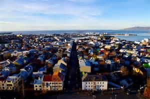 アイスランド:WATARIWATARI: アイスランド到着〜レイキャビク
