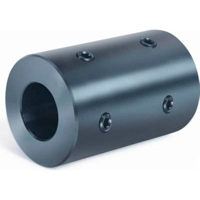 couplings shaft collars couplings rigid coupling  set screws    rch series