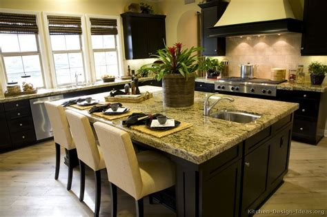 black kitchen island with seating kitchen of the day 2 of 2 an kitchen with