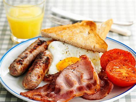 recettes de cuisine en anglais petit déjeuner anglais grazia