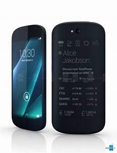 Yota YotaPhone 2 specs