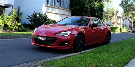 2017 Subaru Brz Sports Pack Special Edition On Sale From