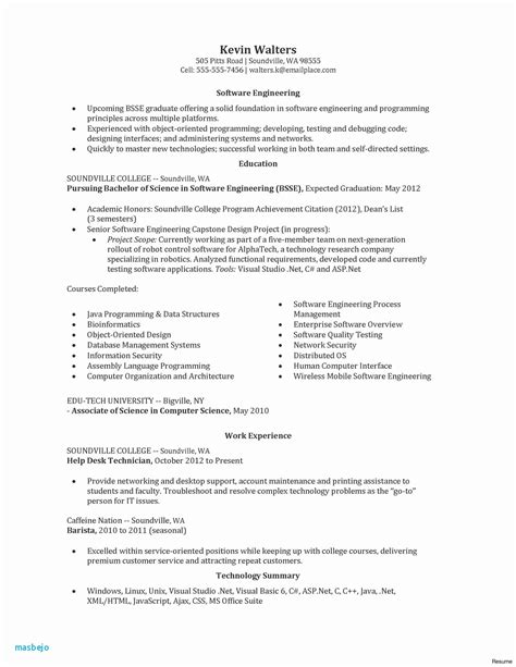 tc engineer  resume format sample resume format