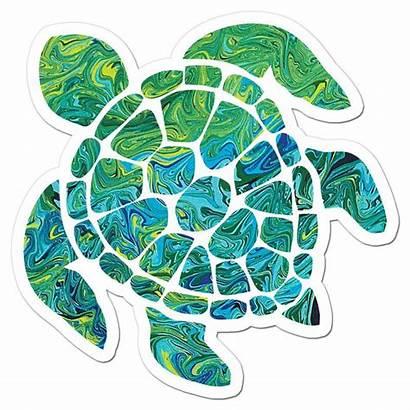 Turtle Sea Sticker Studio