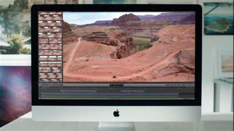 Is Apple's New 5k Retina Imac The Ultimate 4k Editing