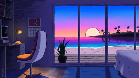retro anime aesthetic laptop wallpapers