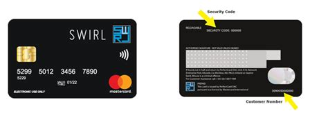 mastercard contactless prepaid swirl tap benefits go card