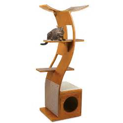 cat stands lotus cat tower flickr photo