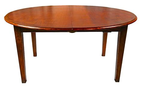 cherry dining table round cherry yewwood banded dining table for sale at 1stdibs