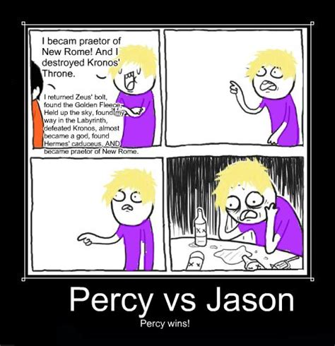 Percy Jackson Memes - percy jackson vs jason grace please people i honestly don t want to see the last picture
