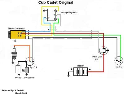 Farmall H Charging System Diagram by Farmall Cub Wiring Diagram