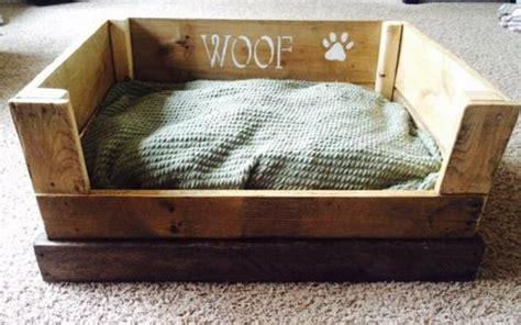 diy hundehuette und hundebett aus paletten freshouse