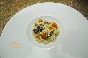 Assiette à Risotto : risotto potimarron ch taignes ~ Teatrodelosmanantiales.com Idées de Décoration