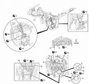 Suzuki Gsx-r 1000 Service Manual  Wiring Harness Routing Diagram