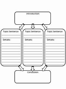 Free Graphic Organizer For Writing