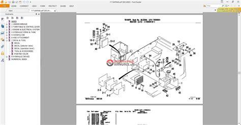 takeuchi excavator tb fr parts manual auto repair manual forum heavy equipment forums