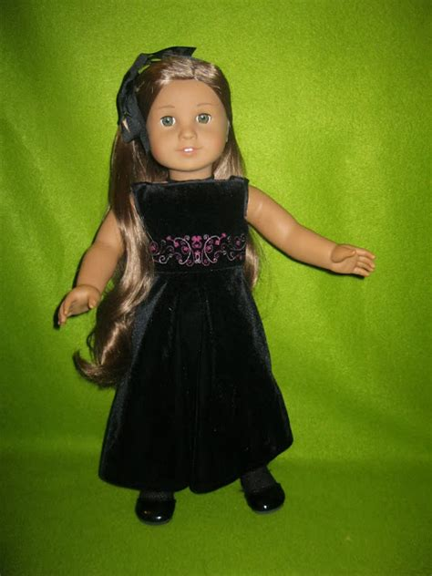 American Girl Outsider Clothes Reviews Starry Night Outfit (2002)