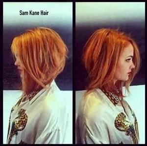 Carré Plongeant Long Pour Quel Visage : photo coupe de cheveux carr plongeant effil ~ Melissatoandfro.com Idées de Décoration