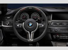 BMW M Performance Parts for the M5 Sedan, M6 Coupe, M6