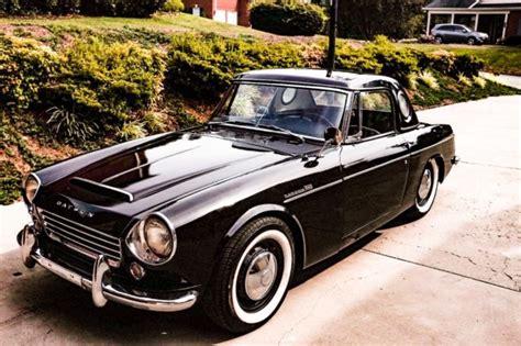 Datsun 1600 Parts by 1966 Datsun 1600 Roadster Restored