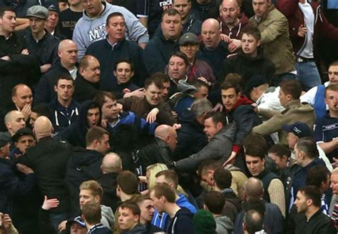 fa cup semi final soured  millwall hooligans goalcom