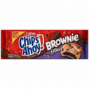 Brownie-Filled Chewy Chips Ahoy Cookies Leave Something To