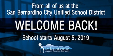 students san bernardino city unified school district