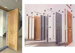 Porte d39entree pose porte exterieure et blindee savigny for Pose de porte blindée