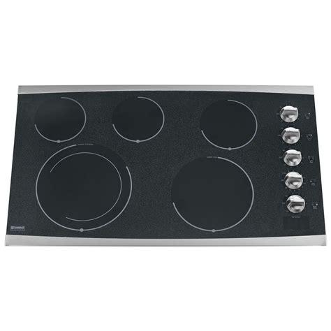 kenmore electric cooktop kenmore elite 36 quot electric cooktop 4124 appliances