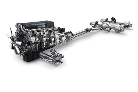 Detroit To Offer Integrated Powertrain In 2015