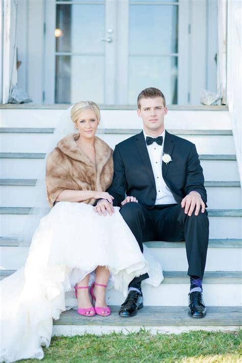 wedding row christine jeremy patriots point links