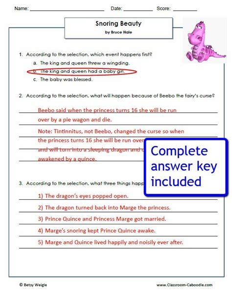 Terms in this set (10). 5th Grade Science Worksheets with Answer Key