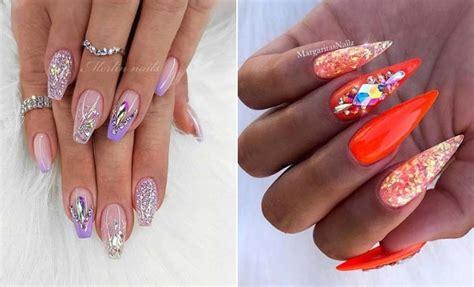 gel nail designs  copy   stayglam