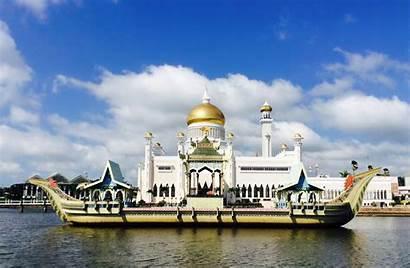 Brunei Hauptstadt Welt Langweiligste Roterrucksack Reisen
