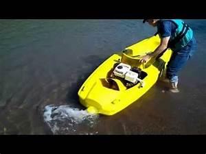 Mini Meca Rc : caiaque com motor e turbina jet caseira em fibra de vidro ~ Melissatoandfro.com Idées de Décoration