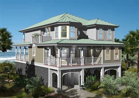 cameron view coastal home plans