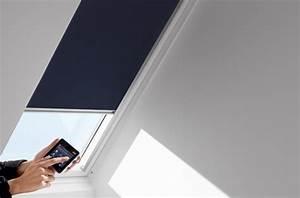 Verdunkelungs Rollo Mit Laufschiene : velux integra elektro verdunkelungs rollo mit control pad wohndachfenster dachgauben ~ Markanthonyermac.com Haus und Dekorationen