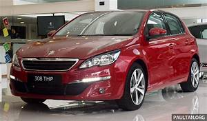 Peugeot 308 Thp Active Previewed  Estimated Rm121k