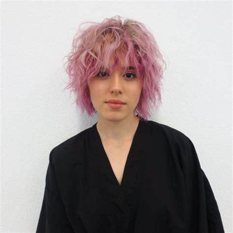 medium hair styles best 25 shag ideas on shag hair cut 5233