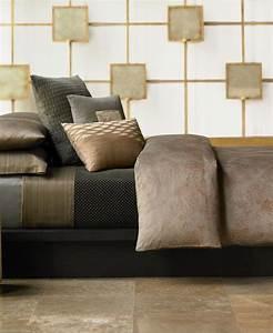 Calvin Klein Home : calvin klein home bedding oxidized paisley chenille queen coverlet in dash black with white ~ Yasmunasinghe.com Haus und Dekorationen