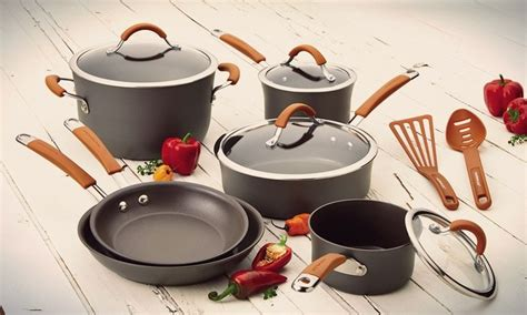 cookware nonstick stick non rated sets